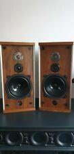 B&W DM4 DM-4 vintage loudspeakers