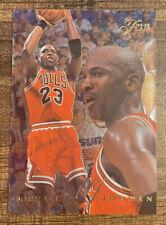 Michael Jordan  95'-96' Flair Card