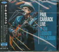 PAUL CARRACK-LIVE AT THE LONDON PALLADIUM-JAPAN CD F30