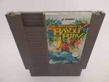 The Adventures of BAYOU BILLY - NINTENDO NES - Spiel Nintendo nes PAL b-BRD
