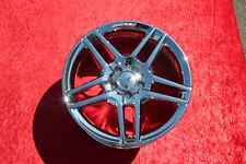 MERCEDES BENZ AMG CHROME E-CLASS E350 E400 REAR OEM Factory Wheel Rim 85461