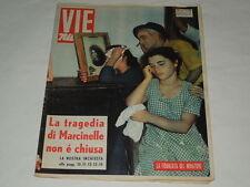 LA TRAGEDIA DI MARCINELLE-ROSSANA SCHIAFFINO-BERTOLT BRECHT-SOFIA LOREN-M.VLADY
