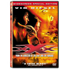 Xxx Widescreen Special Edition Dvd Vin Diesel