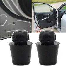 Universal Car Door Buffer Pad Bump Stop Anti Shock Rubber For Mitsubishi Pajero