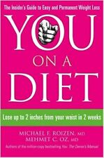 You: On a Diet: Lose up to 2 inches from your waist in 2 weeks, New, Oz, Mehmet