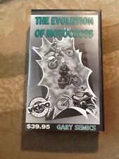 The Evolution of Motocross VHS MOTOCROSS MOTORCYCLE RACING