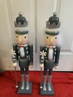 JSBL CDL 4feet//120cm//4ft//48inch Tall Life-Size Large//Giant Christmas Wooden Nutcracker King /& Soldier Ornament//Doll//Figures Events//ShopWindow//Wedding Party//Home /& Commercial Decoration