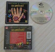 TRES RARE CD ALBUM LES ONDIDIZ FONFREDE & ET BECKER 1994 15 TITRES