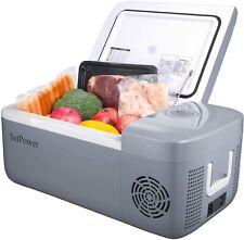 Setpower Fc12 13.5 Quarts Portable Freezer Fridge 12V Cooler, 0℉-50℉, Dc 12/24V,