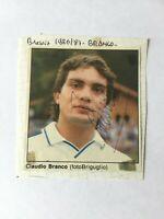"""Autogramm """"BRANCO""""-Brescia Calcio 86/87-NS BRASILIEN-WM 86/90/94-IN-PERSON"""