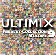 Ultimix Medley Collection Vol. 9 Hip Hop Flashback, Club Music, 70s Retro