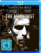 The Machinist - Blu-ray ~ Christian Bale