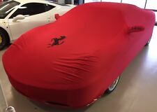 Covercraft Custom Fit Car Cover for Select Ferrari F355 Spider Models Black Fleeced Satin FS15283F5