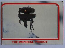 Card - Star Wars - The Empire Strikes Back - Topps 1980 - # 12