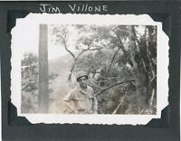 WWII May 1945 25th Inf Div Luzon Photo GI Jim Villone