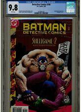 DETECTIVE COMICS BATMAN #740 CGC 9.8 MINT WHITE PAGES BANE JOKER APPEARANCE 2000