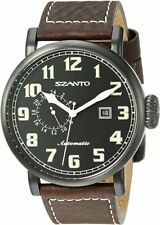 Szanto Men's SZ 6102 Aviator Automatic Analog Display Japanese Automatic Watch
