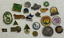 New listing Misc Lot Of Pins - Total 21 Pins