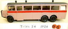 TATRA 24 1924 resina BUS V&V H0 1:87 BF18 Å