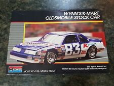Monogram 1/24 #83 Wynns K-Mart Oldsmobile Stock Car Great Condition Very Rare