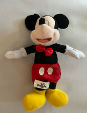 Mickey Mouse Keychain Plush Toy