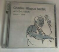 Charles Mingus Sextet with Eric Dolphy Cornell 1964 2 CD Set New Blue Note