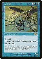 Zephid  X (1) Urza's Saga Excellent/Near Mint -  4RCards