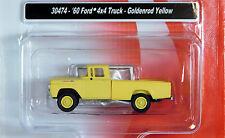 Classic Metal Works 1/87 HO 1960 Ford 4X4 Truck Goldenrod Yellow 30474