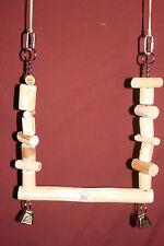 "Parrot Natural Swing (For Meduim to large Parrots)   Toy JK439  15"" L 10"" W"