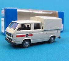 Roco H0 1555 VW T3 DoKa Pritsche Plane Deutsche Bundesbahn DB HO 1:87 Volkswagen