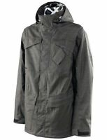 SPECIAL BLEND snowboard mens UTILITY JACKET blackout MED BRAND NEW w/tags