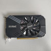 ZOTAC P106-90 3GB Mining GPU Video card Performance similar to gtx1060