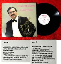 LP Joao QUEIROZ: samaritana (interface IF 144) signée 1988