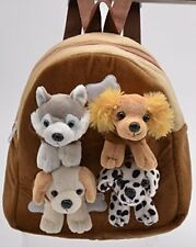 "Dog Backpack 11"" by Unipak"