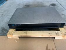 """Newport Optical Table 2' x 3'  4-1/4"""" Thick Bread Board, 1/4-20 holes in 1"""" Grid"""
