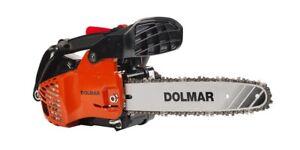 Makita Dolmar Motorsäge PS 311 TB/TH 25 cm  Benzin Kettensäge Top-Handle DUC
