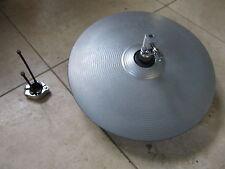 Roland VH-12-sv Silver  Hi hat Drum Cymbals VH12sv 11 vh12 vh-12