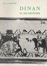 DINAN ET SES ENVIRONS : M. E. MONIER
