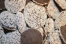 DARK CHOCOLATE NONPAREILS, 5LBS
