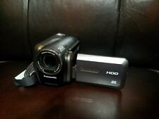 Panasonic SDR-H60 60GB Hard Drive Camcorder w/ 50x Optical Image Stabilized Zoom