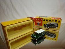VANGUARDS VA140005 AUSTIN MINI VAN COOPER - GREEN 1:43 - GOOD CONDITION IN BOX