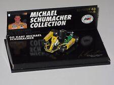 Go Kart 1987 - M.Schumacher - F1 1/43 minichamps