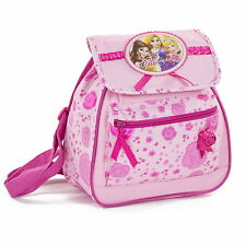 Disney Princess Casual School Backpack Pink Rucksack Drawstring Bag
