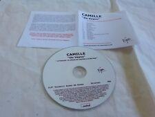 CAMILLE - Ilo Veyou - CD 10 TITRES !!! PROMO !!
