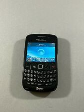 Blackberry 8520 Curve AT&T 3G Smartphone Charcoal Black