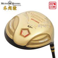 SALE  Mutsumi Honma Mh488X Premium Titanium DRIVER Hi-COR 488cc 10.5 R