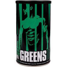Universal Nutrition Animal verdes Suplemento Dietético - 30 paquetes