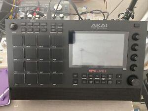 Akai Pro MPC Live II Standalone Music Production Center