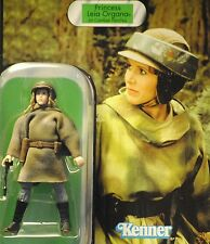 Star Wars ROTJ Vintage Carrie Fisher Princess Leia Endor Gear MOC VOTC Figure