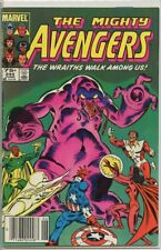 Avengers 1963 series # 244 Canadian variant very good comic book